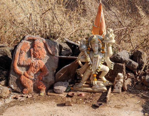 Hanuman Temple - Suvela Machi