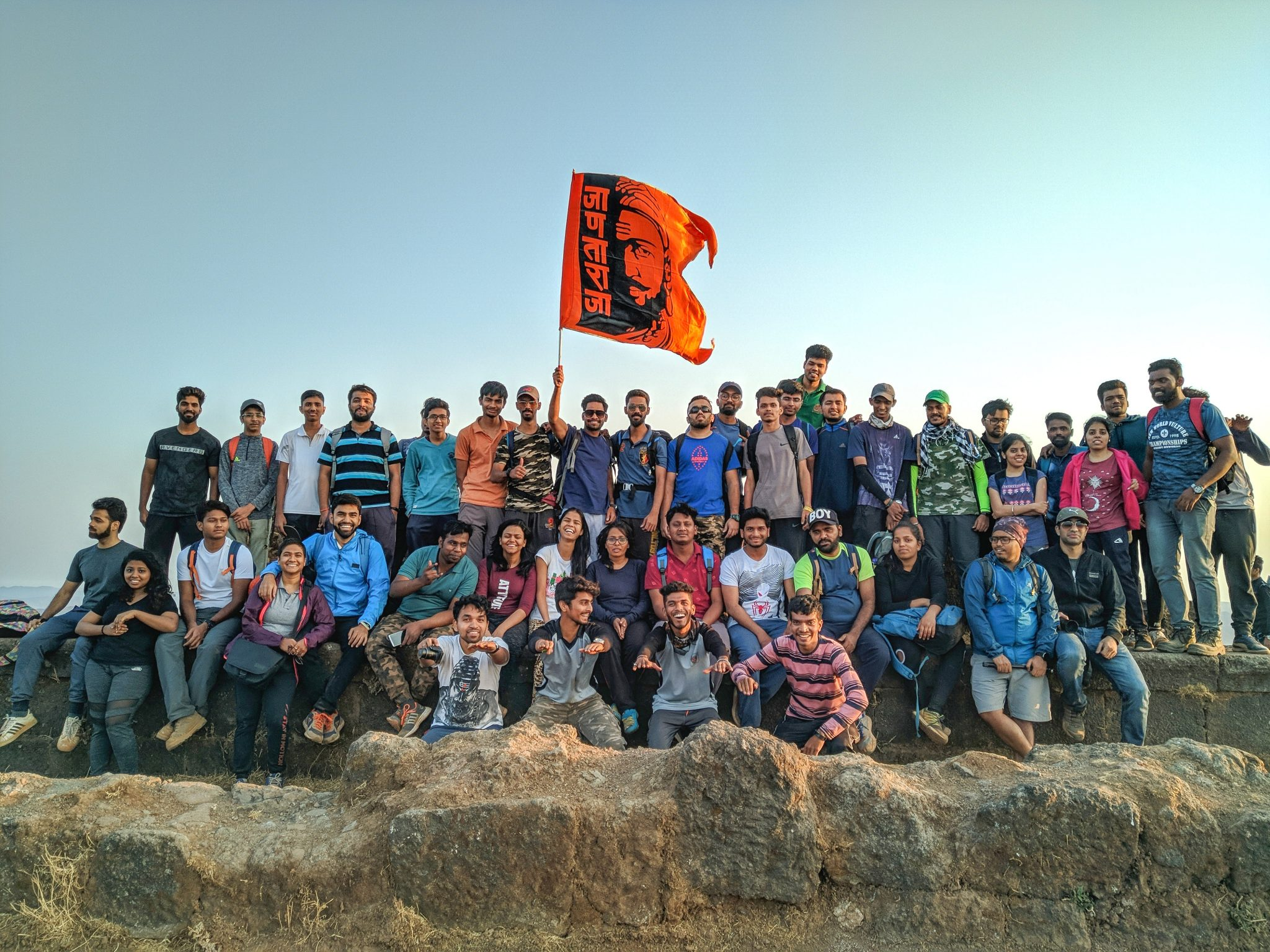 Maharastra Desha - Rajgad Trek