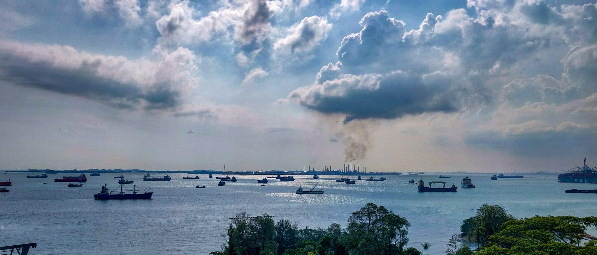 Sentosa Shipyard